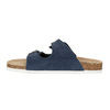 Children's blue slippers, blue , 373-9600 - 26