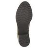 Ladies' ankle shoes bata, brown , 596-2603 - 26