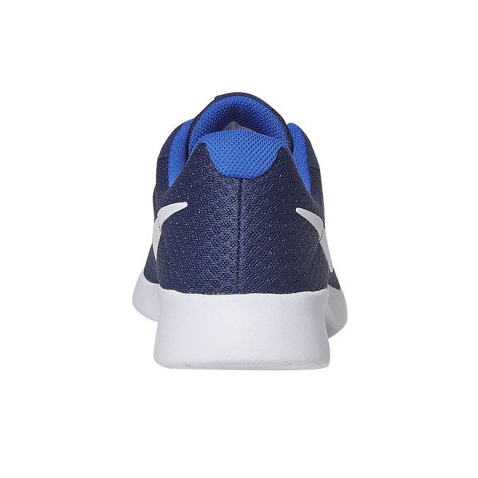 Men's sports sneakers nike, blue , 809-9557 - 17