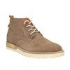 Men´s leather chukka boots weinbrenner, brown , 846-4629 - 13