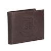 Men's leather wallet, brown , 944-4171 - 13