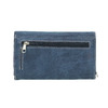 Ladies' blue purse bata, blue , 941-9153 - 19