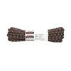 Round laces bata, brown , 901-4148 - 13