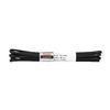 Black laces 90 cm bata, black , 901-6911 - 13