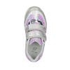 Children´s sneakers with glitter mini-b, gray , 221-2603 - 19
