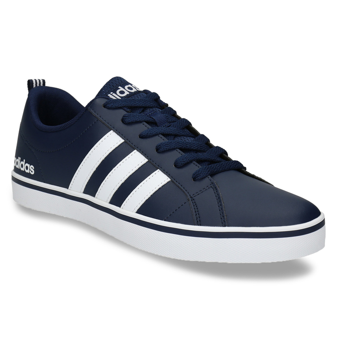 Men's casual sneakers adidas, blue , 801-9136 - 13