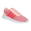 Children's pink sneakers adidas, pink , 309-5335 - 13