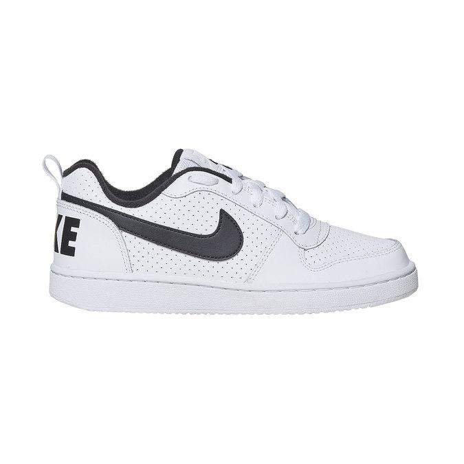 Children's sneakers nike, white , 401-6333 - 15