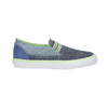 Children's slip-ons north-star-junior, blue , 219-9612 - 15