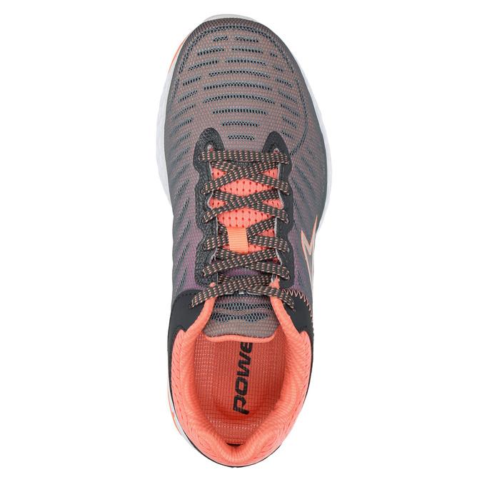 Ladies' sporty sneakers power, gray , 509-2155 - 19