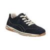 Ladies' leather sneakers gabor, blue , 626-9205 - 13