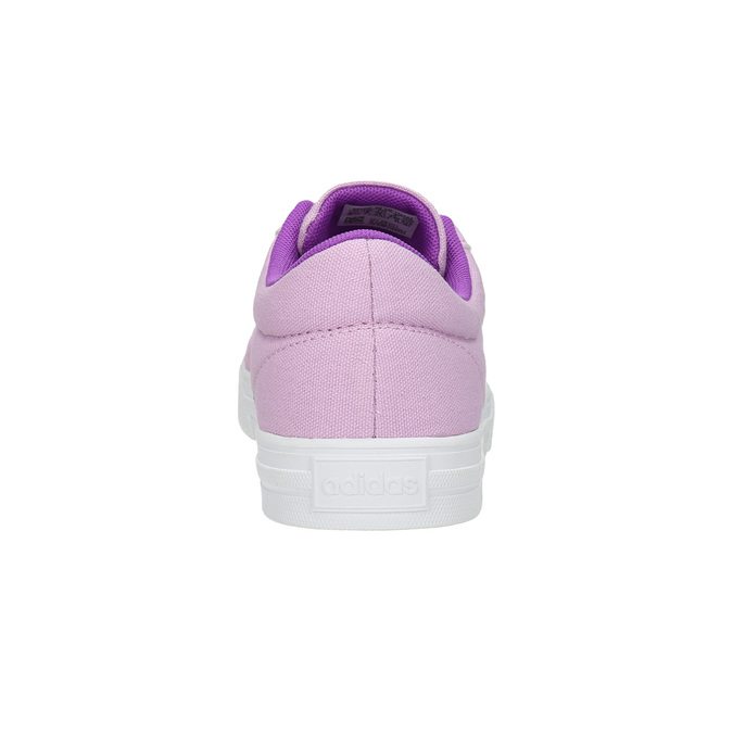 Girls' purple sneakers adidas, pink , 489-9119 - 17
