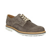 Leather shoes on a contrasting sole weinbrenner, brown , 823-4607 - 13