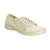 Leather shoes with perforations weinbrenner, 546-8605 - 13