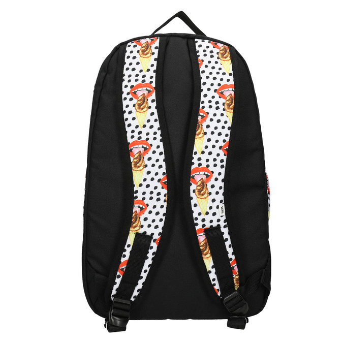 Backpack with pattern and polka dots vans, 969-0082 - 26