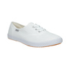 Ladies' white sneakers tomy-takkies, white , 589-1180 - 13