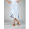 Ladies' interlacing leather sandals weinbrenner, brown , 566-4628 - 18