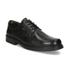 Men's leather dress shoes fluchos, black , 824-6448 - 13