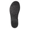 Ladies' leather oxford shoes bata, blue , 526-9640 - 19