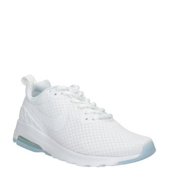 Ladies' White Sneakers nike, white , 509-1257 - 13