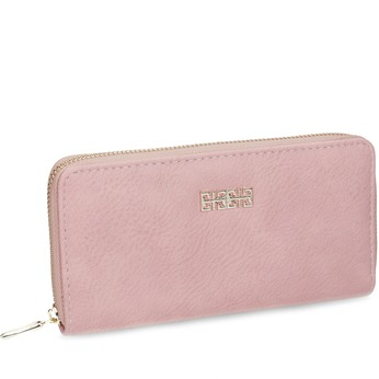 Pink ladies' wallet bata, pink , 941-0180 - 13