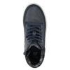 Children's ankle boots na zip mini-b, blue , 311-9611 - 19