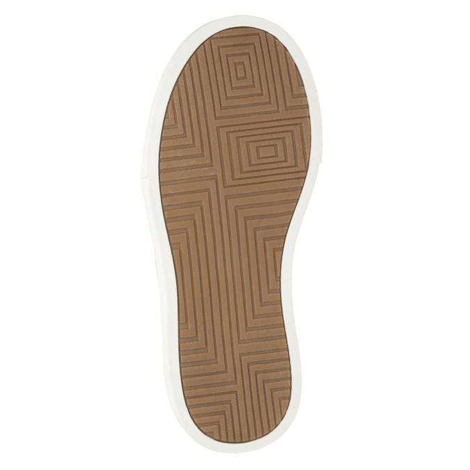 Children's High Top Shoes mini-b, gray , 291-2172 - 17