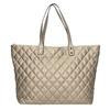 Quilted Ladies' Handbag bata, brown , 961-4139 - 26