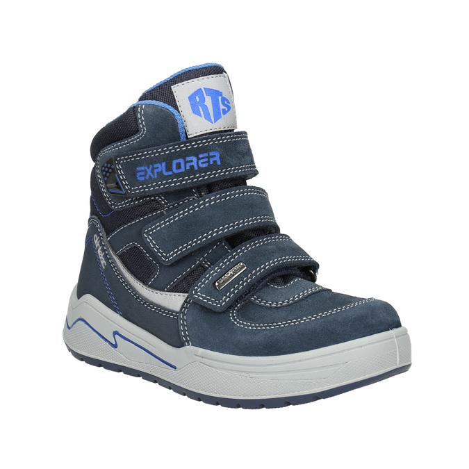 Children's Winter Boots mini-b, blue , 293-9615 - 13
