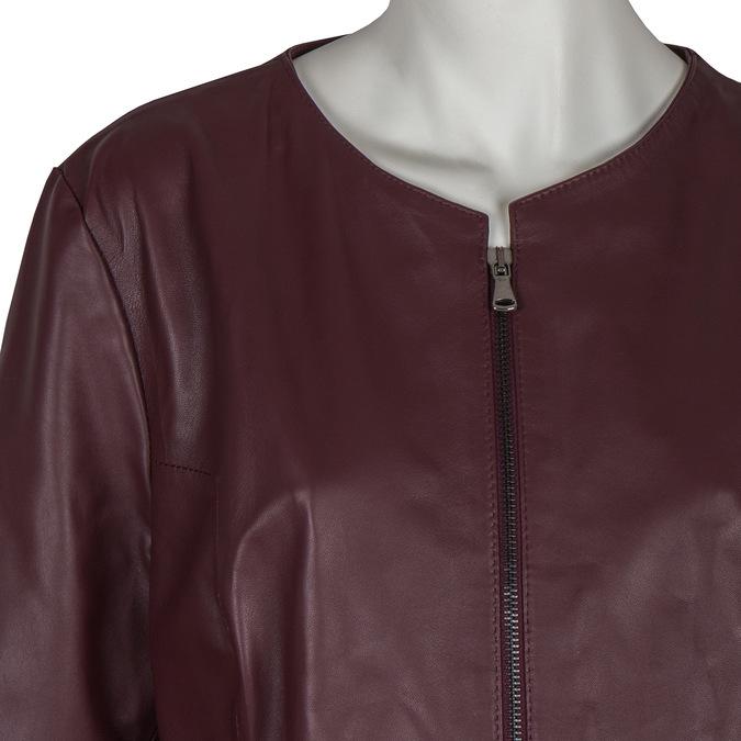 Ladies' Leather Jacket bata, 974-0143 - 16
