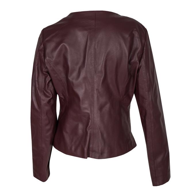 Ladies' Leather Jacket bata, 974-0143 - 26