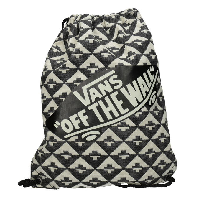 Patterned Canvas Bag vans, multicolor, 969-0058 - 26