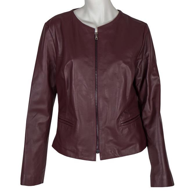 Ladies' Leather Jacket bata, 974-0143 - 13