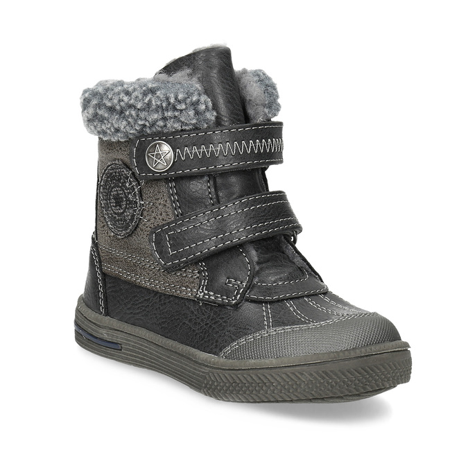 Children's Winter Boots bubblegummer, gray , 191-4619 - 13
