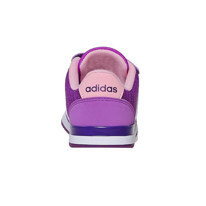 Children's Purple Sneakers adidas, violet , 109-5157 - 17