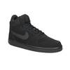 Men's High-Top Sneakers nike, black , 801-6532 - 13