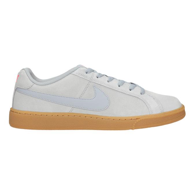 Casual Men's Sneakers nike, gray , 803-2302 - 26