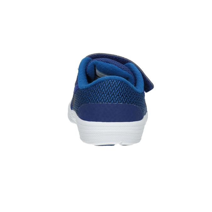 Blue Children's Sneakers nike, blue , 109-9132 - 16