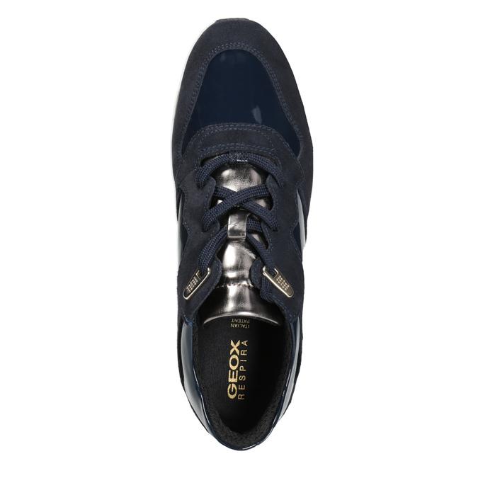 Blue Ladies' Sneakers geox, blue , 623-9042 - 15