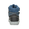 Children's Leather Winter Boots primigi, blue , 196-9006 - 16