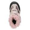 Pink Girls' Winter Boots mini-b, 299-5613 - 26