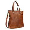 Ladies' Leather Handbag, brown , 964-3245 - 13