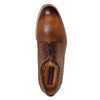 Men's leather Brogue shoes conhpol, brown , 826-3921 - 15