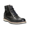 Men's Winter Ankle Boots bata, gray , 896-2657 - 13