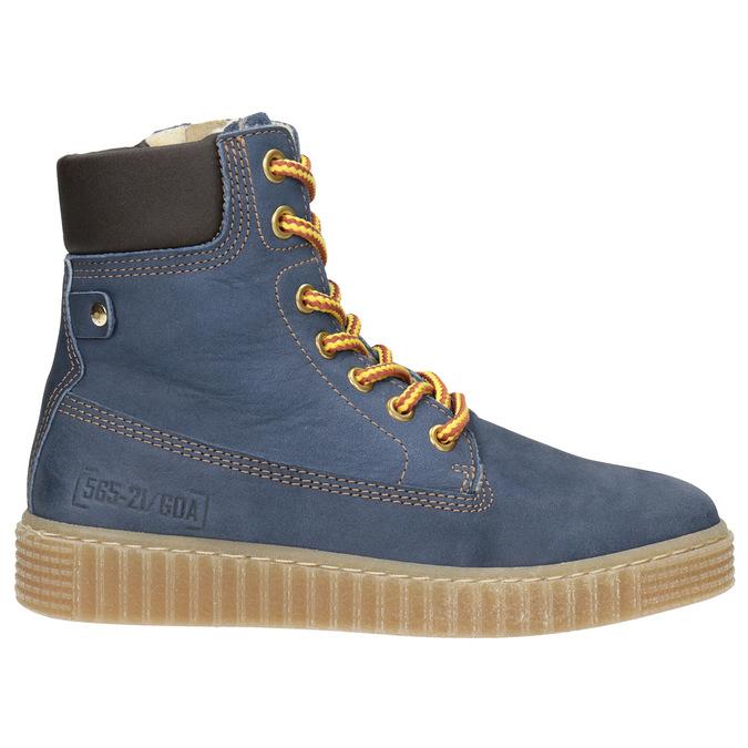 Children's Insulated Winter Boots mini-b, blue , 496-9620 - 26