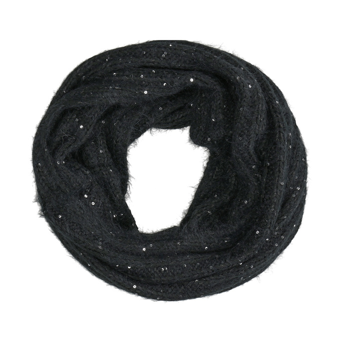 Infinity Scarf with Sequins bata, multicolor, 909-0651 - 26