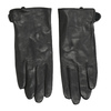 Ladies' leather gloves, black , 904-6129 - 26