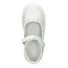 Kids' ballerinas with glitter mini-b, silver , 221-1216 - 15
