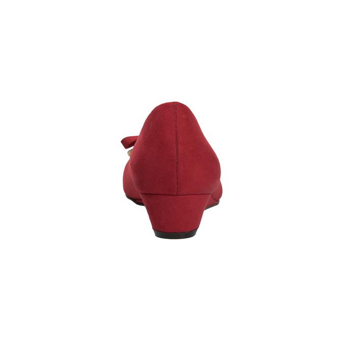 6295633 bata, red , 629-5633 - 15