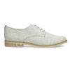 Ladies' casual shoes bata, gray , 529-1636 - 19